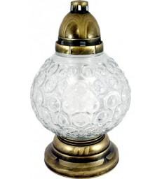 Lanterne funéraire en forme de framboise