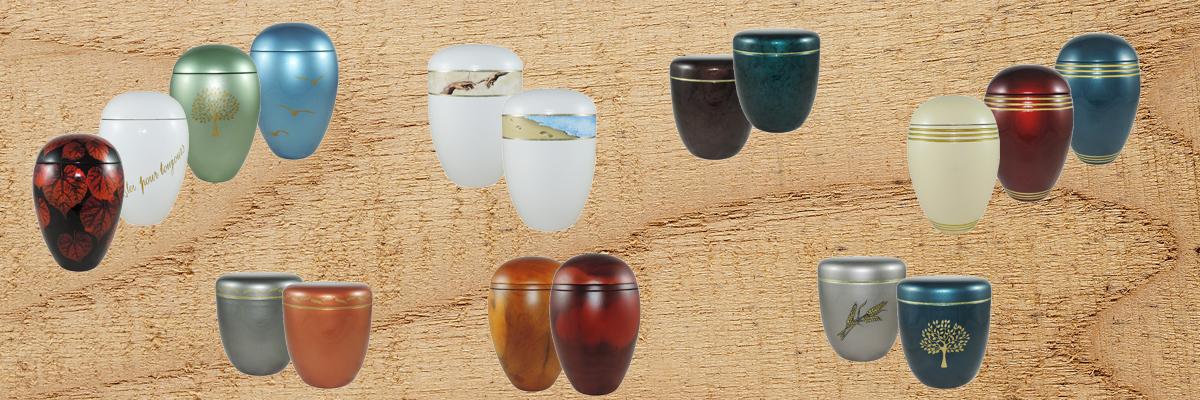 nouvelle gamme urnes