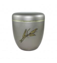 Urne funéraire alu Velige blé