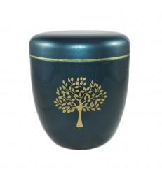 Urne funéraire alu Velige arbre