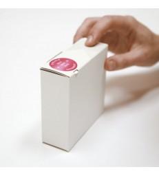 Pastilles adhésives Scellés sécurisées - Boîte de 100