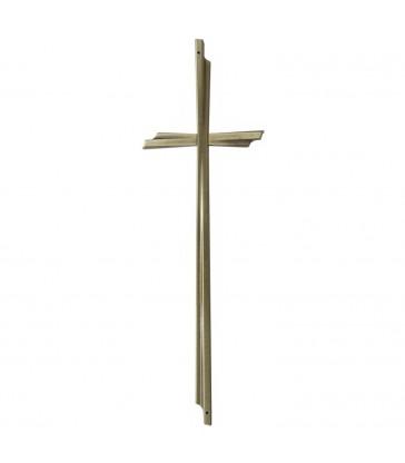 Croix cercueil Zamak «futura»