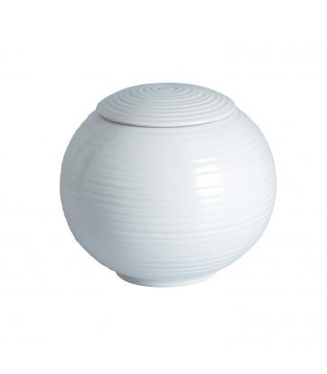 Urne funéraire SFERA porcelaine