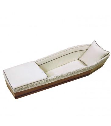 Capiton CROCUS, pour cercueil