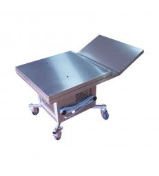 Table funéraire réfrigérée