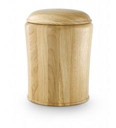 Urne funéraire bois en chêne
