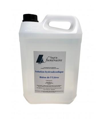 Solution Hydroalcoolique, bidon 5L
