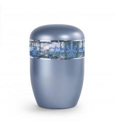 Urne funéraire biodégradable frise Claude Monet
