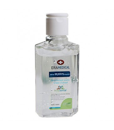 Gel Hydroalcoolique, flacon 100mL