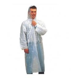 Blouse jetable polyéthylène de protection