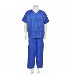 Pyjama de bloc mixte à usage unique 35gr