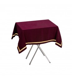 Tapis de table velours