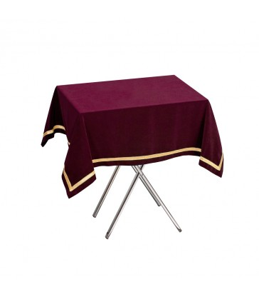 Nappe de table velours
